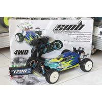 RC CAR / CASTER RACING SK10 BUGGY 1/10 RTR BRUSHED