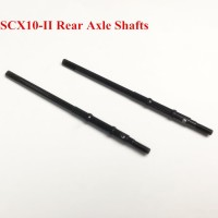 KYX Alloy Rear Axle Shaft For SCX10 II