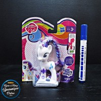 My little Pony Rarity Cutie Mark Magic Original Hasbro