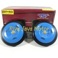 Klakson Disc Double Gma Biru Universal