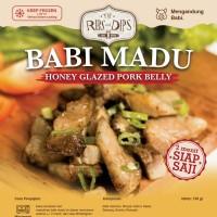 Babi Madu (Honey Glazed Pork Belly) Ready to Eat