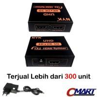 HDMI Splitter 2 port spliter - GRC-HDMI-102F