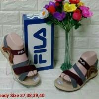 Sandal Sendal Cewek Fila Wanita