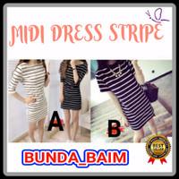 BAJU ATASAN BLASTER DRESS MP23 / MIDI DRESS GIRL ULTRA THIN