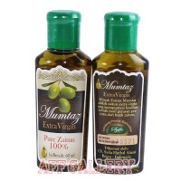 Minyak Zaitun Mumtaz 60 ML Extra Virgin Original