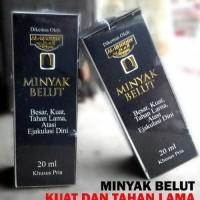 Minyak Belut 20 ml Al Khodry ( Kejantanan untuk Pria )