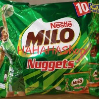 MILO Nuggets - 10 party pack