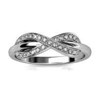 Trist Ring - Cincin Crystals Swarovski® by Her Jewellery