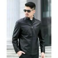 Jaket Kulit Domba Super Casual Untuk Pria Premium Frd
