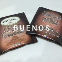 TWININGS - Lapsan Sauchong Pure Black Tea