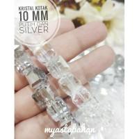 Kristal kotak 10mm