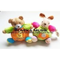 BABY GROW Boneka Tarik Musik | Mainan Bayi | Baby Toys