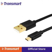 PREMIUM GOLD Plated Cable Data/Kabel Charger Micro USB 1.8M Tronsmart