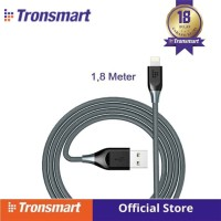 Tronsmart 19AWG Double Braided Lightning Cable 1.8M(6ft) [LEP04] G