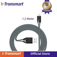 Tronsmart 19AWG Double Braided Lightning Cable 1.2M(4ft) [LTA14] G