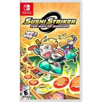 Nintendo Switch Sushi Striker The Way of sushido