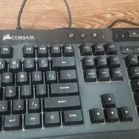 Keyboard Corsair K55 RGB 2nd Second