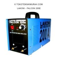 Harga terpercaya mesin las inverter listrik travo trafo falcon lakoni | Pembandingharga.com