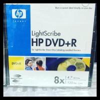 DVD+R HP LIGHTSCRIBE HIGH SPEED PROMO MURAH