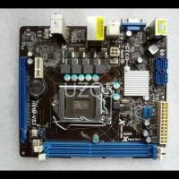 TERMURAH MOTHERBOARD ASROCK H61 LGA1155 / MOBO H 61 LGA 1155 DDR3 BEST