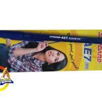 Pen/Bolpen/ Pulpen/ Ballpoint/ Pena Standart AE7 Biru - 1 Pack(12 Pcs)