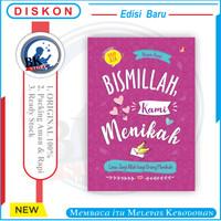Bismillah Kami Menikah Buku Islam Ready Stok Best Seller Original Baru