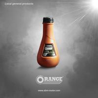 Oli Samping Orange 2T Smokeless 700 ml