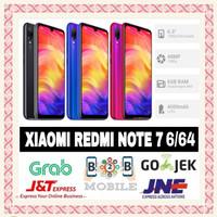XIAOMI REDMI NOTE 7 6/64 - RAM 6GB - INTERNAL 64GB