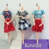 Baju Barbie Kawaii