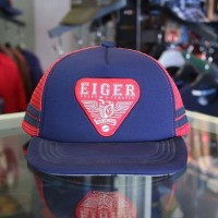 Eiger Easy Ride Cap Topi Trucking - Topi Eiger Original - Topi Jaring