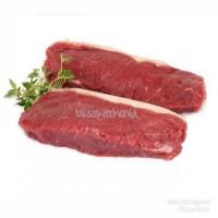 Harga daging sapi aus sirloin beef steak impor grade a pack | antitipu.com