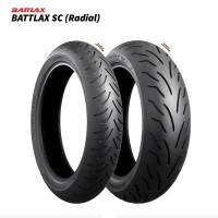 Ban Battlax Batlax SC Scooter Yamaha Xmax X-Max Honda Forza