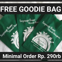 ORIGINAL Free Goodie Bag Clodi Babyland Bantal Menyusui Training Pants