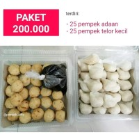 Pempek Tenggiri Palembang paket 200rb