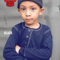 Termurah Baju Koko Anak Kaos | Baju Muslim Koko Bahan Kaos Anak