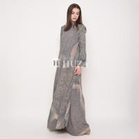 Harga promo murah batik huza gamis nayara | Pembandingharga.com