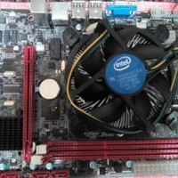 MB H55 AMPTRON Core i3-540 3 06Ghz Memory DDR3 4GB