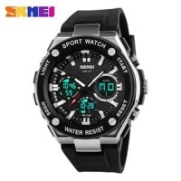 Jam tangan SKMEI Original Stainless Pria Wanita Terbaru Anti Air
