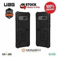 UAG Samsung S10 Case Monarch - Black
