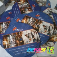 Cetak Label CD / Sticker VCD / Stiker DVD VYNIL + Laminating