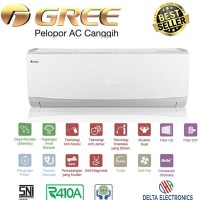 Gree 05 MOO3 - Ac Split 1/2 Pk - Standart - New Product Unit Only