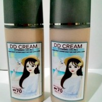 LOTION BADAN DD CREAM LOTION BADAN KOREA SPF 70+ WARNA # NATURAL