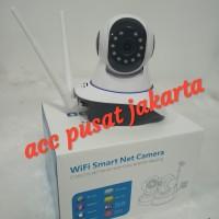 IP camera 2 antena wifi baby cam / camera IP cctv 2 antena P2P