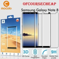 MOCOLO NOTE 8 NOTE8 TEMPERED GLASS 3D HALF FRIENDLY CASE ORIGINAL