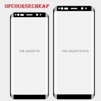 MOCOLO SAMSUNG S9 / S9 PLUS TEMPERED GLASS 3D FULL COVER ORIGINAL