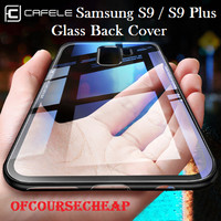 CAFELE SAMSUNG S9 / S9 PLUS SUPCASE TPU GLASS ULTRA THIN CASE