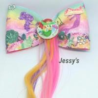 "Jepit Rambut Mermaid Long Hair 3"""