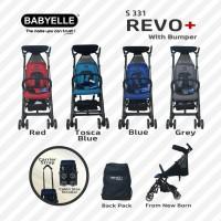 Stroller Babyelle 331 REVO+