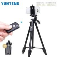 Yunteng Tripod Bluetooth VCT-5208