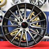 Velg Mobil Ring 16 Racing HSR TSUKUBA JD6120 Ertiga Innova Grandmax